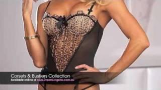 Dream Lingerie - Corsets&Bustier Collection