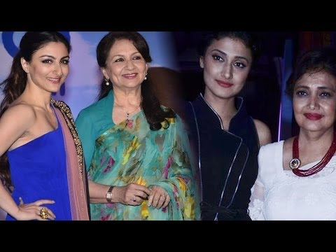 Soha Ali Khan & Sharmila Tagore Team Up For Plan I