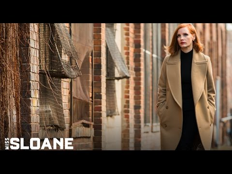 Miss Sloane (Clip 'Find Another Way')