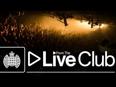 Ministry Of Sound launches 'Live From The Club' video streaming