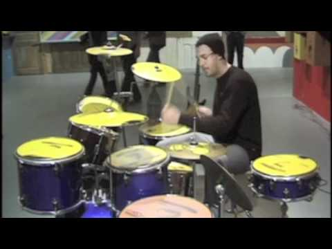 Video | Os Gemeos: MOCA Drums by Andrew Black