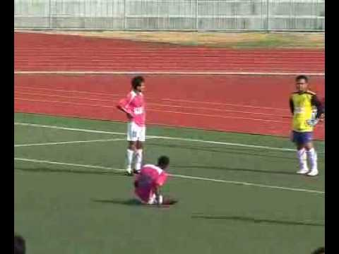Chula Utd  0 – 2  Port Thai FC [Thaileague2009]