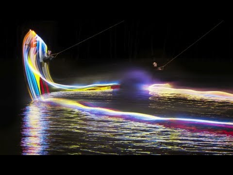 Snap! – Motion to Light Wakeboarding – Red Bull Illume 2013 – Part 1/2