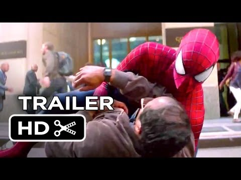 The Amazing Spider-Man 2 Official Enemies Trailer (2014) - Andrew Garfield Movie HD (видео)