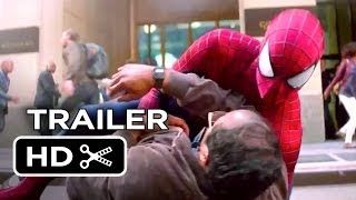 The Amazing Spider Man 2 Official Enemies Trailer  2014    Andrew Garfield Movie Hd