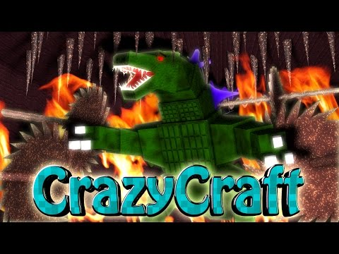 2.0 - Minecraft adds in a CrazyCraft 2.0's current biggest boss that we must defeat to take over the Craziest Mod-Pack in Minecraft! ▭▻ SUBSCRIBE: http://goo.gl/HU...