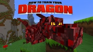 how to train your dragon minecraft download