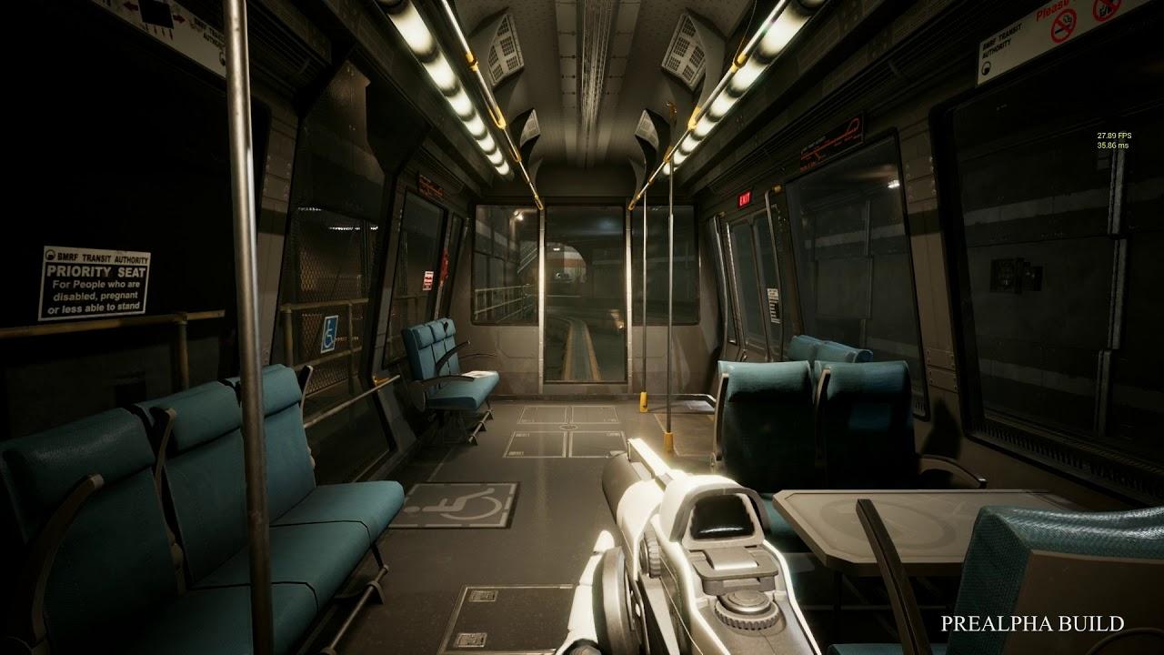 Half Life sous Unreal Engine 4, et pourquoi pas !