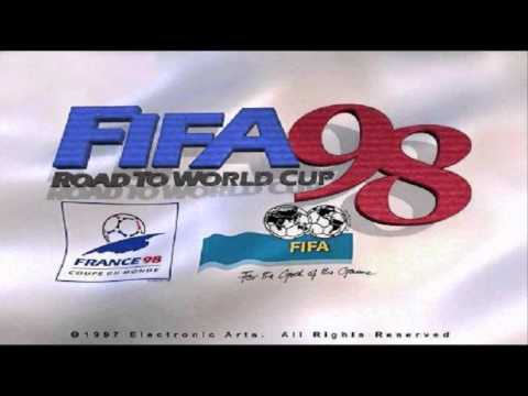 FIFA 98 Soundtrack _Blur - Song 2
