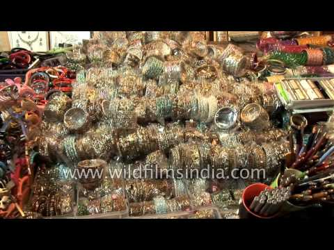 Cheap Jewellery shopping in Delhi's Lajpat Nagar