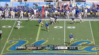 Anthony Barr vs Oregon State (2012)
