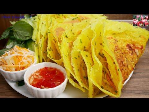 Comida vietnamita: Banh Xeo