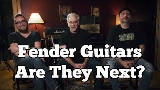 Video Fender Guitars - Is The John Mayer PRS Bad News for Fender? MP3, 3GP, MP4, WEBM, AVI, FLV November 2018