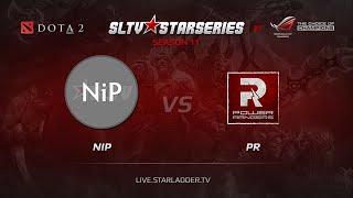 PR vs NiP, game 1