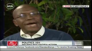 Khalwale: Nothing wrong with Raila's age; his age-mates, Hillary Clinton and Trump are contesting