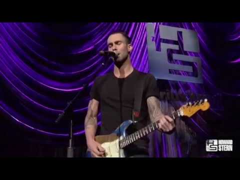 Adam Levine Performs - Purple Rain