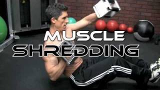 IRON MAN Workout  Insane Fat Burning AND Muscle Building Workout