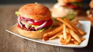 Cómo preparar una hamburguesa de carne