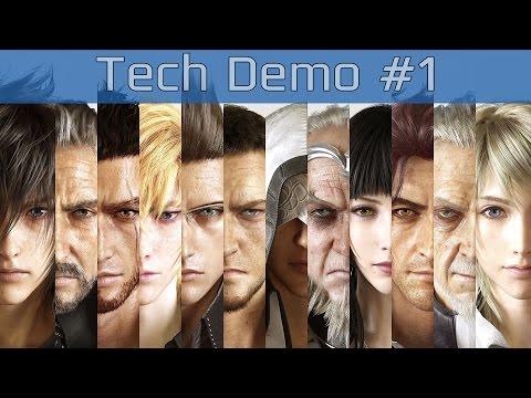 Demo técnica del nuevo Final Fantasy XV