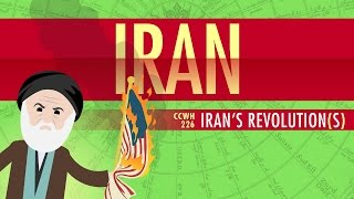 In which John Green teaches you about Iran's Revolutions. Yes, revolutions plural. What was the1979 Iranian Revolution about?