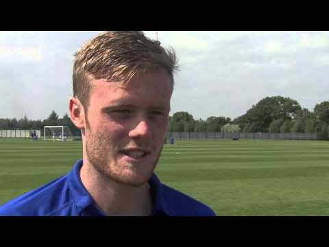 City - We caught up with Birmingham City new-boy Denny Johnstone after he made the move to St.Andrew's from Celtic. Subscribe to Birmingham City Football Club: http://bit.ly/1e9FUNz About Birmingham...