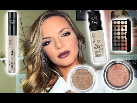 TRYING NEW DRUGSTORE MAKEUP! Hits & Misses | Casey Holmes