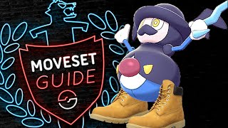 How to use MR. RIME! Mr. Rime Moveset Guide! Pokemon Sword and Shield! ⚔️🛡️ by PokeaimMD