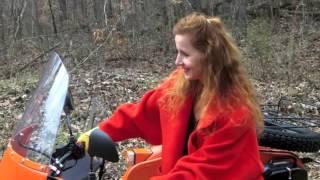 7. Red Lady Orange Ural