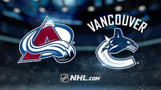 MacKinnon, Barrie power Avalanche to 5-4 overtime win by NHL