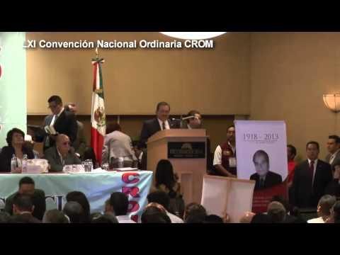 LXI Convenci�n Nacional Ordinaria CROM