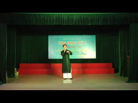 Nguyễn Xuân Tùng - Chèo K11- Bình trường vị thủy
