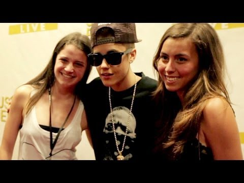Exclusive - Justin Bieber's BELIEVE In theaters Christmas Day! http://bit.ly/IsL60T For more ClevverTV shows ▻▻ http://ow.ly/ktrcX Watch Justin Bieber meet some of his b...