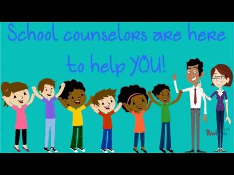 School Counselors -Who are they? What do they do?