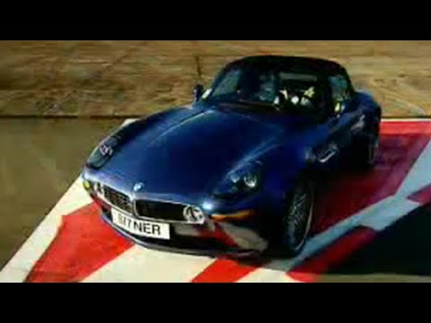 BMW Alpina road test - Top Gear - BBC (видео)