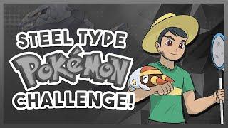 STEEL TYPE POKEMON CHALLENGE! Pokemon Quiz with aDrive! by aDrive
