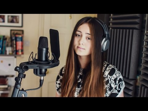 Chandelier - Sia (Cover by Jasmine Thompson) (видео)