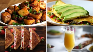 Weekend Brunch for Two by Tasty