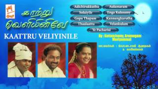 Download Lagu Kattru Veliyinile | காற்று வெளியினிலே | tamil folk song collection Mp3
