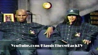 Aaliyah & R. Kelly Interview (1994) - YouTube
