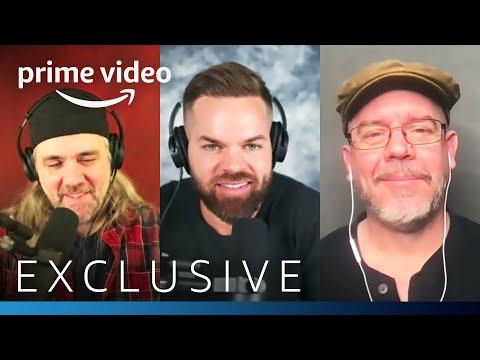 The Expanse Aftershow Season 5 Episode 8: Wes Chatham, Ty Franck & Daniel Abraham