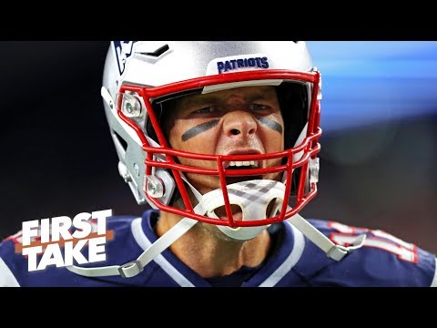 Video: The Patriots top Stephen A.'s Week 1 NFL Power Rankings | First Take
