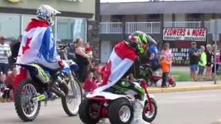 Whitecourt (AB) Canada  City new picture : Canada Day Parade Whitecourt, AB 2015