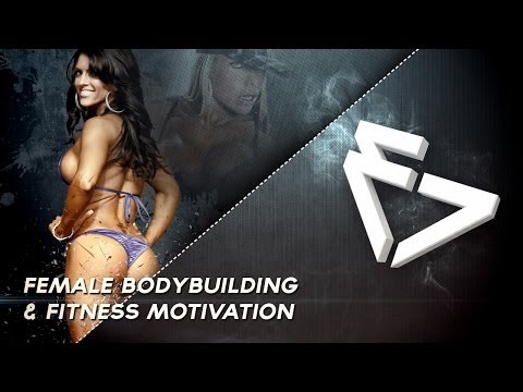 Female Bodybuilding Motivation