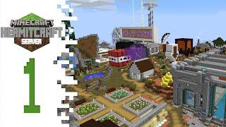 Hermitcraft (Minecraft) - EP01 - Let's Go!