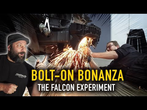 🚀 B is for Bolt-Ons - What power gains? | OGSIXE - THE FALCON EXPERIMENT - EP 2