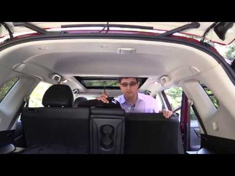 2014 Nissan Rogue Child Seat Review