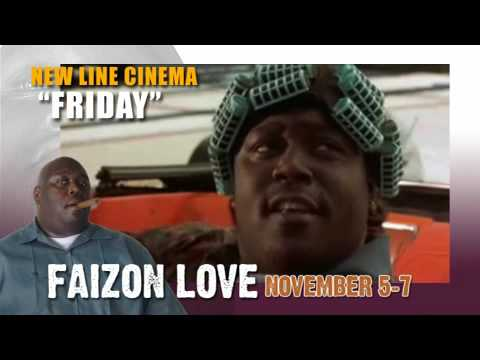 Parlor Live Comedy Club, Faizon Love