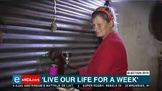 Poverty and inequality in South Africa, but through the voices of poor white South Africans