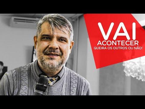 Ap Rodrigo Salgado 2018 I Tema: Vai acontecer