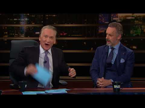 Jordan B. Peterson | Real Time with Bill Maher